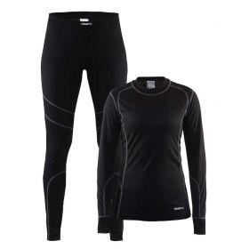 CRAFT THERMO BASELAYER SET DAMES