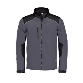 JAS SOFTSHELL SANTINO TOUR BI COLOUR